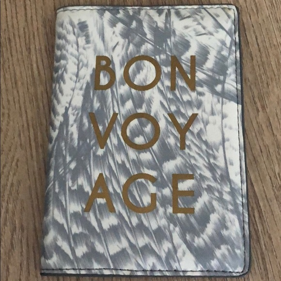 Indigo Accessories - Bonvoyage Passport Holder